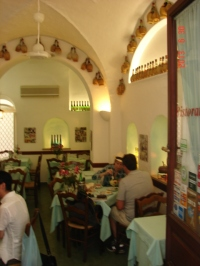 94-Capri quaint  restaurant
