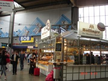 29_Munich Train Station