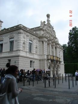53-Munich Linderhof Castle
